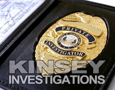 Kinsey Investigations is the leading private investigator in Los Angeles