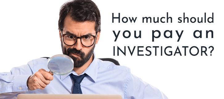 private investigator cost in Los Angeles, Private Investigator