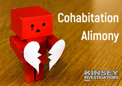 Cohabitation - Alimony- Investigation in Los Angeles