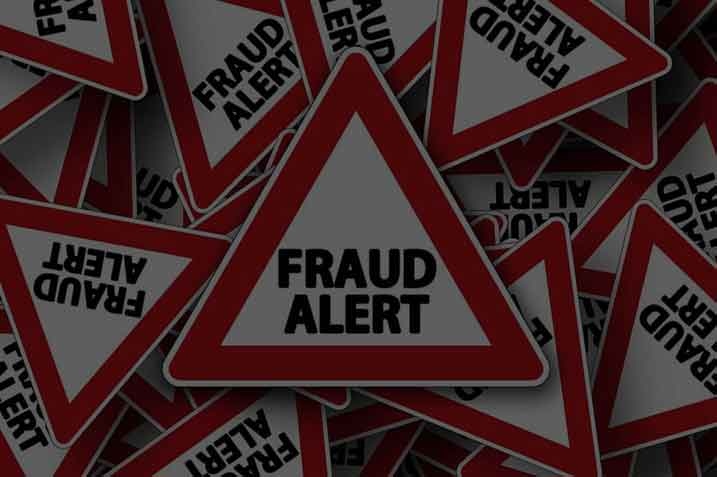 Private Investigator in Los Angeles Fraud alert signs