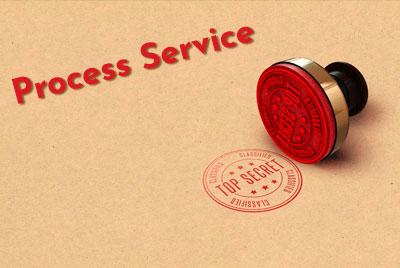 Process Service investigation los angeles